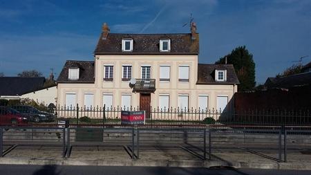 Achat-Vente-Immeuble-Haute-Normandie-SEINE MARITIME-Ste-Marie-Des-Champs