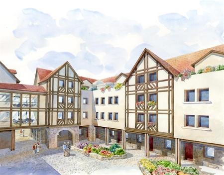 Achat-Vente-Studio-Alsace-BAS RHIN-ROSHEIM