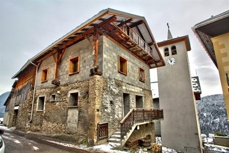 Achat-Vente-Maison-Rhône-Alpes-SAVOIE-BONNEVAL