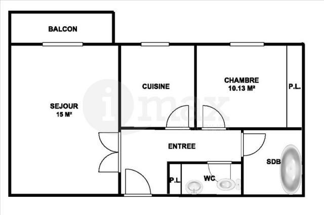 Achat-Vente-2 pièces-ile-de-France-HAUTS DE SEINE-LEVALLOIS PERRET