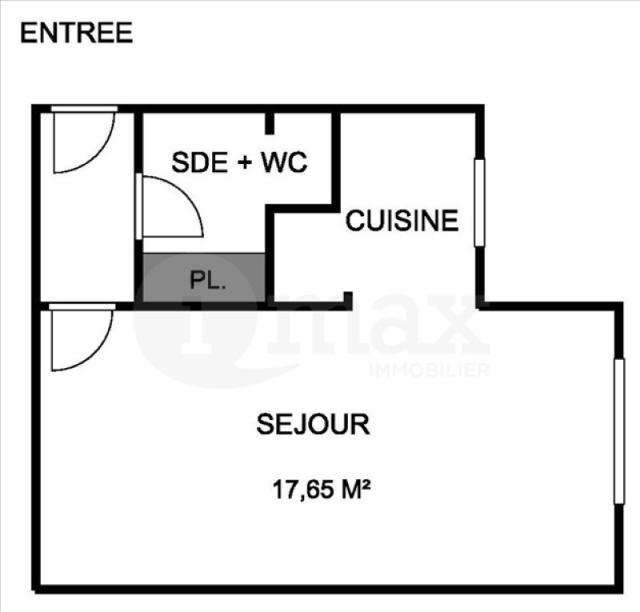 Achat-Vente-Studio-ile-de-France-HAUTS DE SEINE-ASNIERES SUR SEINE