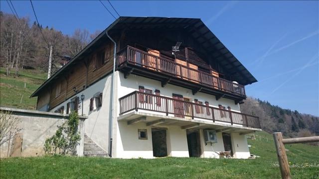 Achat-Vente-Maison-Rhône-Alpes-SAVOIE-UGINE